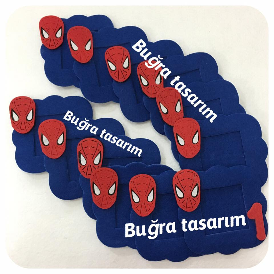 SPIDERMAN TEMA