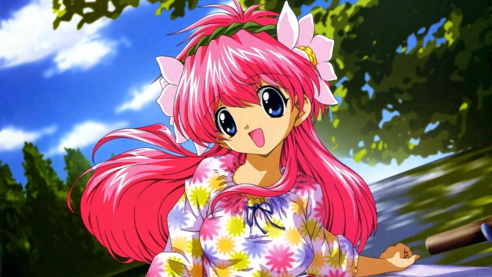 tải hình nền hoạt hình anime siêu đẹp