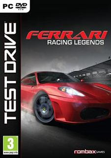 Test Drive Ferrari Racing Legends   PC