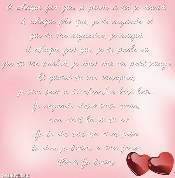 Lettres D Amour Pour Lui Lettre D Amour Pour Mon Homme Lettre D