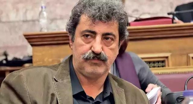 Πολάκης: «Εμείς αλλάζουμε την Ελλάδα εσείς κλάψτε για τη σημαία»