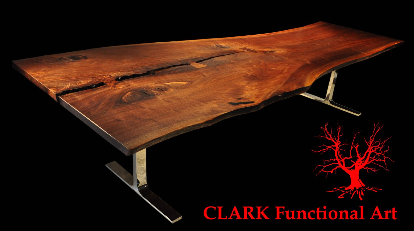100 redwood slab coffee table slab to table in seven days
