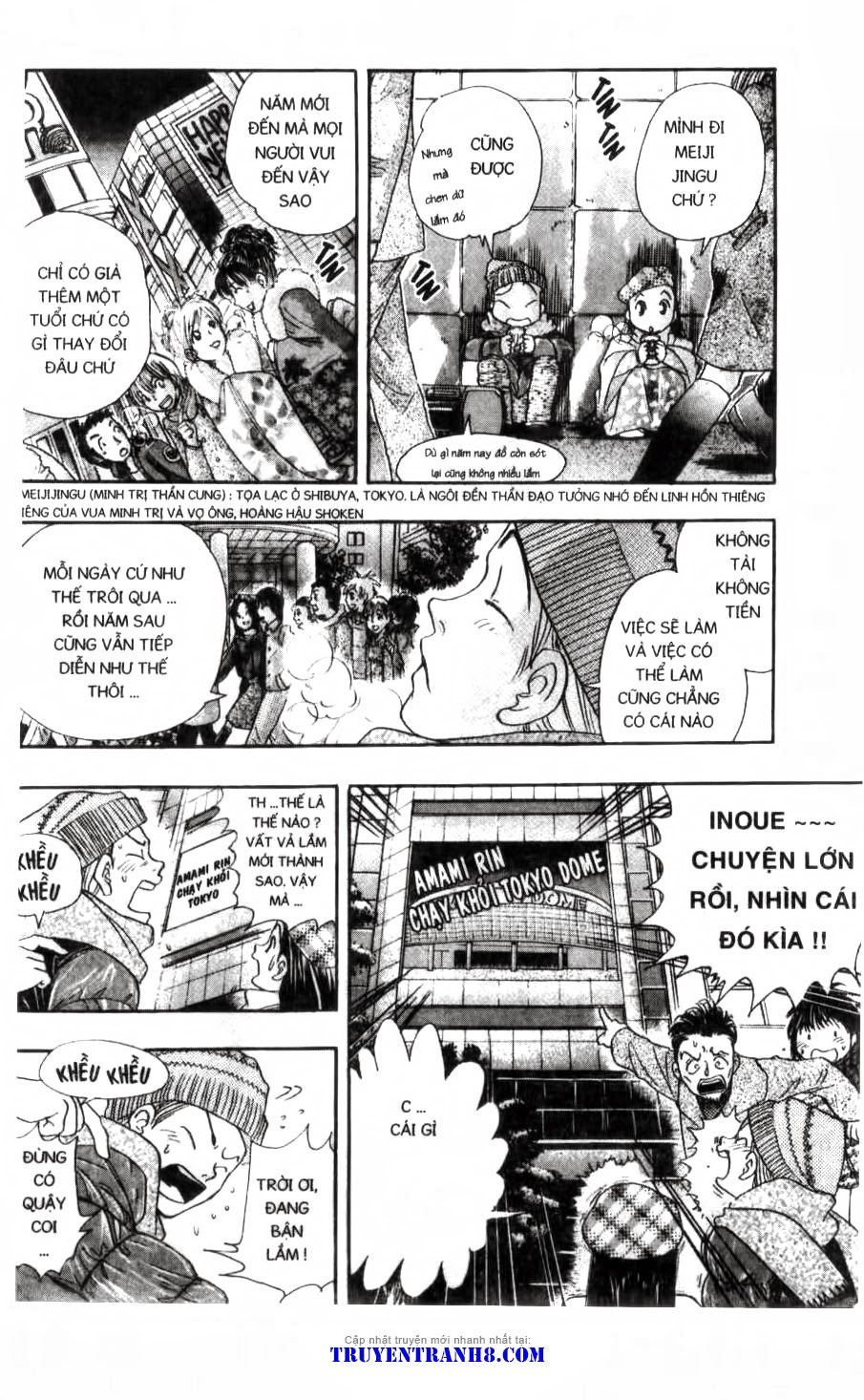 Dragon Voice chap 96 – End Trang 3