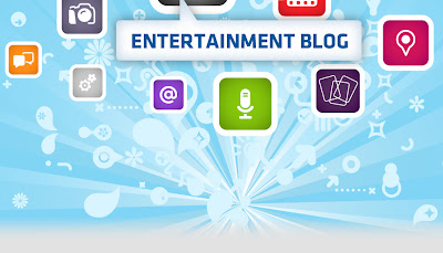 Image result for entertainment blog