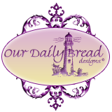 Proudly Designing again for ODBD - Our Daily Bread Designs