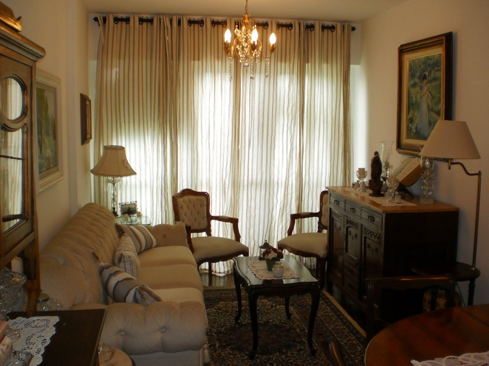 Decorando minha casa: Minha sala de estar e de jantar #9B6A30 1600x1200