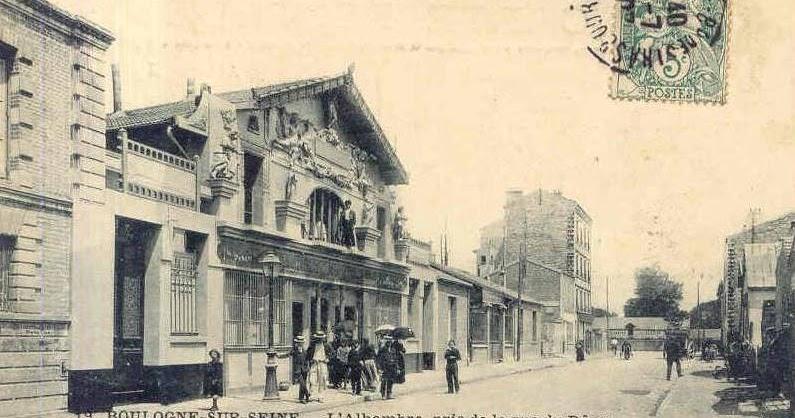 Cin Fa Ades D Me Boulogne Billancourt 92