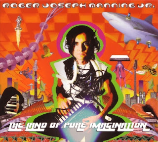 Roger Joseph Manning Jr. - The Land Of Pure Imagination - 2006