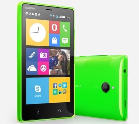 X Platform 2.0 software su Nokia X2