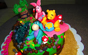 Chloe's Winnie the Pooh and Friends!