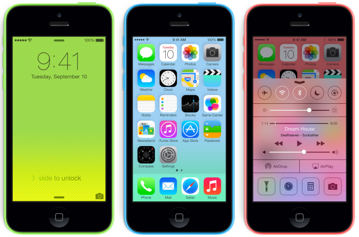 Apple iPhone 5C 8 GB Model