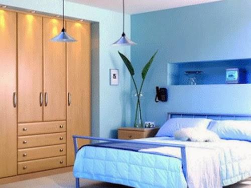 7 warna cat kamar tidur yang membuat rileks