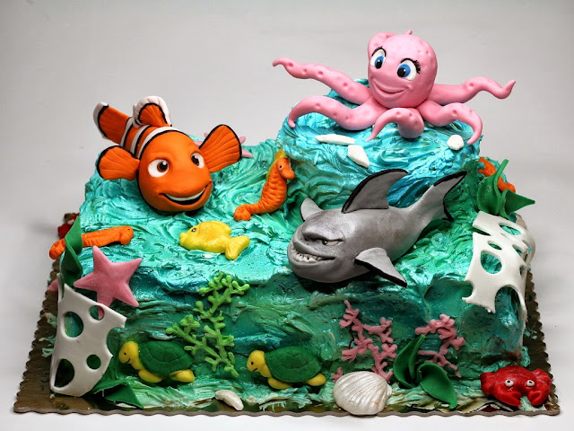 NEMO Birthday Cake in London