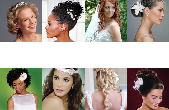 Penteados para Noivas – Tendência 2012