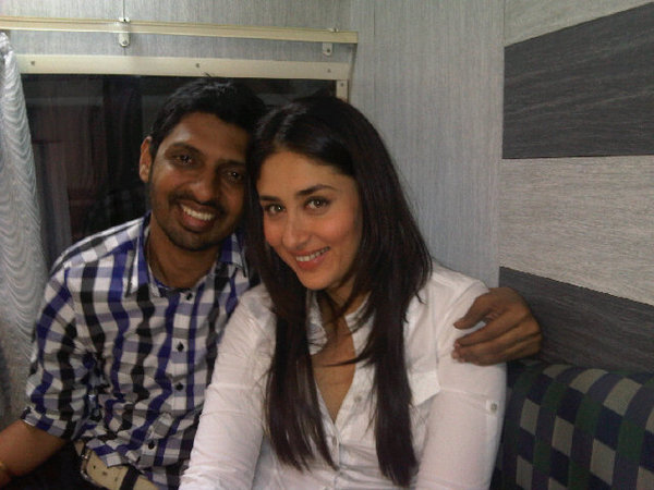 Kareena Kapoor Private Pic - Kareena Kapoor Private Pics with  Filmfare Team