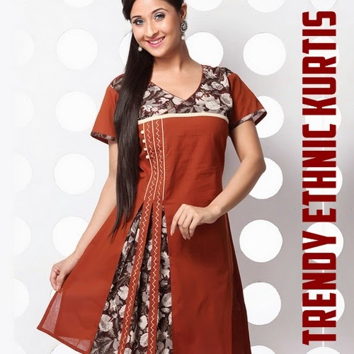 Sewing tips of Ethnic Kurtis