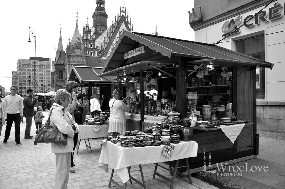 WrocLove Photoblog - Wrocław in black and white photos, blog fotograficzny