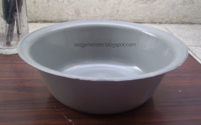 Plastic Bowl for DIY