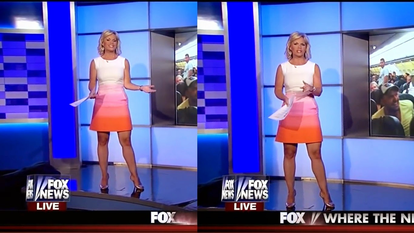 from Griffin gretchen carlson is so hot