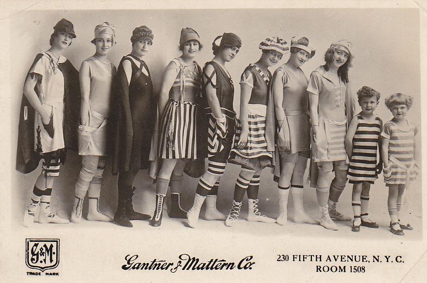 Kitten Vintage Vintage Bathing Costumes Swimwear