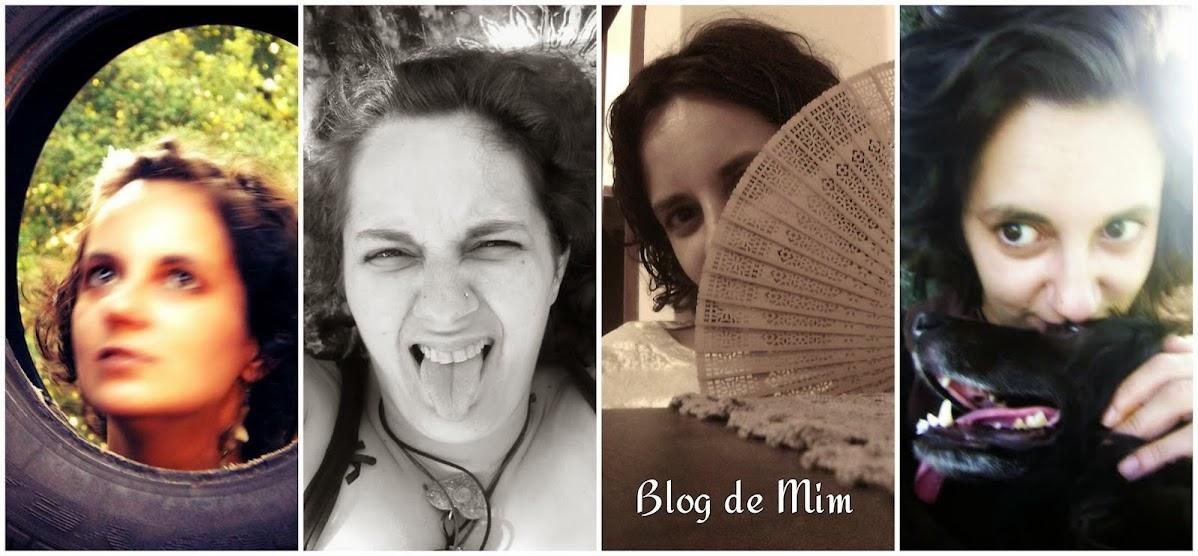 blog de mim!