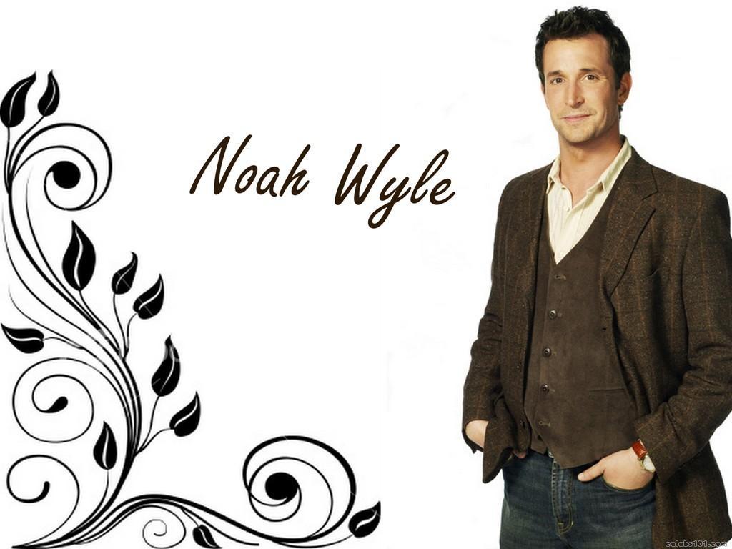 Cat Love: Noah Wyle Background