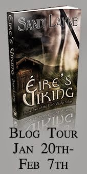 Éire's Viking Blog Tour