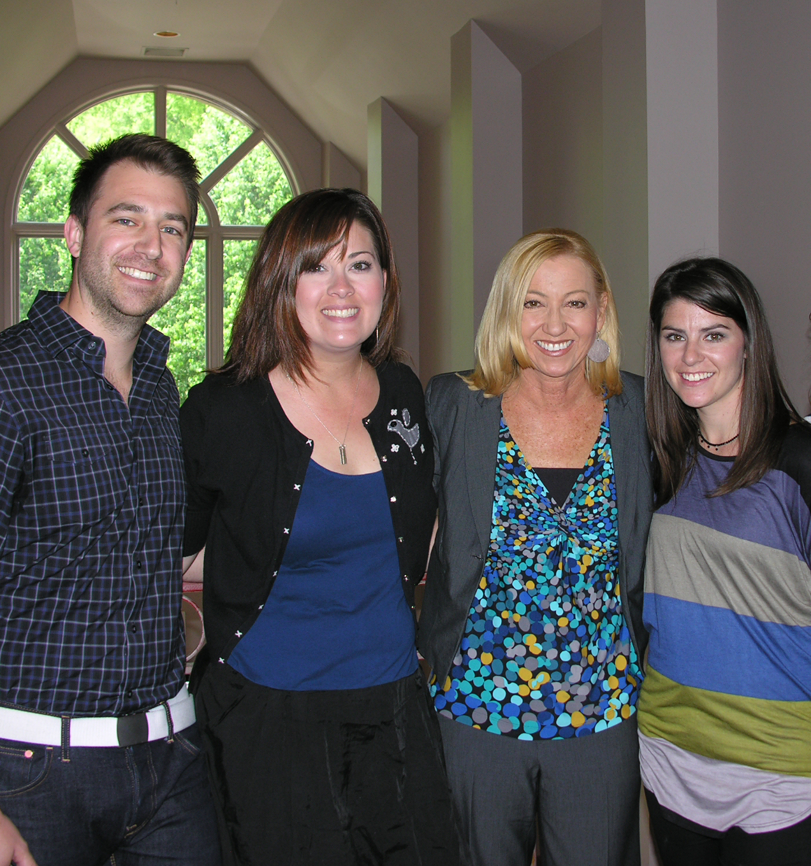 Mercy Ministries News: Kristin Rollins Speaks To Nashville