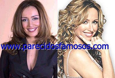 Emma García antes y después