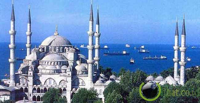 Masjid Sultan Ahmet - Turki
