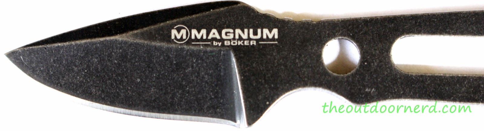 Boker Magnum 'Lil Friend' Arrowhead: Blade View 1