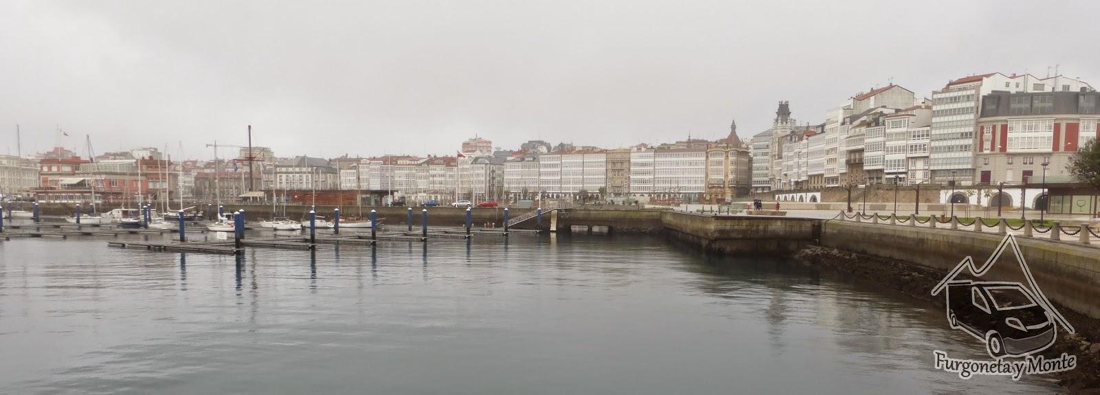 Avenida Marina (A Coruña)