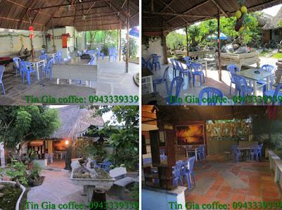 Sang quán cafe tại Tiền Giang