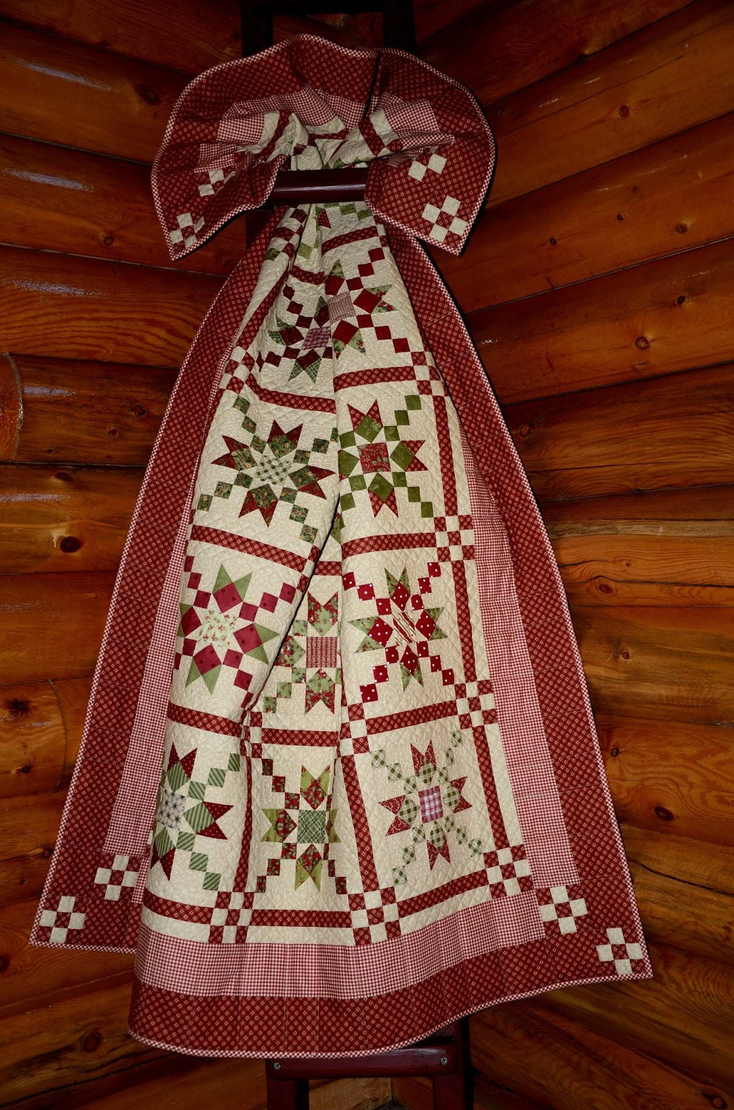 Sew\'n Wild Oaks Quilting Blog: Country Charmer Quilt Along