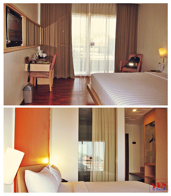 Quest Hotel Semarang Deluxe Room