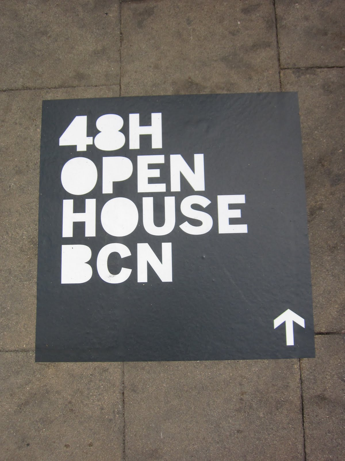 Where is darren now 48 hour open house barcelona day 1 for Openhouse barcelona