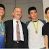 Alunos da ETEP são premiados na Olimpíada Brasileira de Física