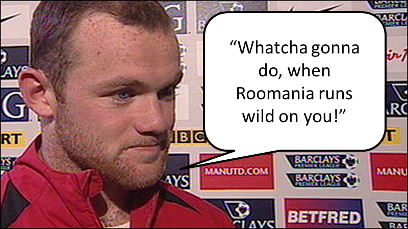 Wayne Rooney, WWE, Promo, interviews, crap football interviews, bad football interviews,