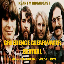 Creedence Clearwater Revival – Live Fillmore West, 1971 (2014)