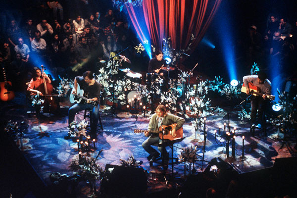 Nirvana:  A 20 años del MTV Unplugged