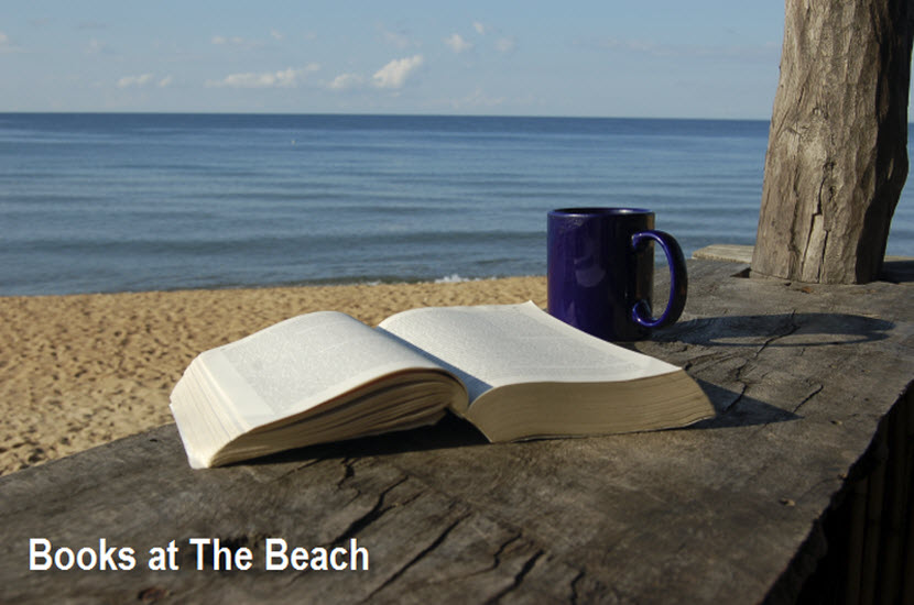 Books at the Beach