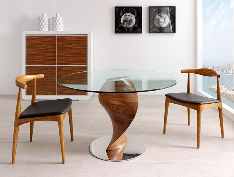 Estilo retro vuelven los 50 y los 60 for Muebles en madera modernos
