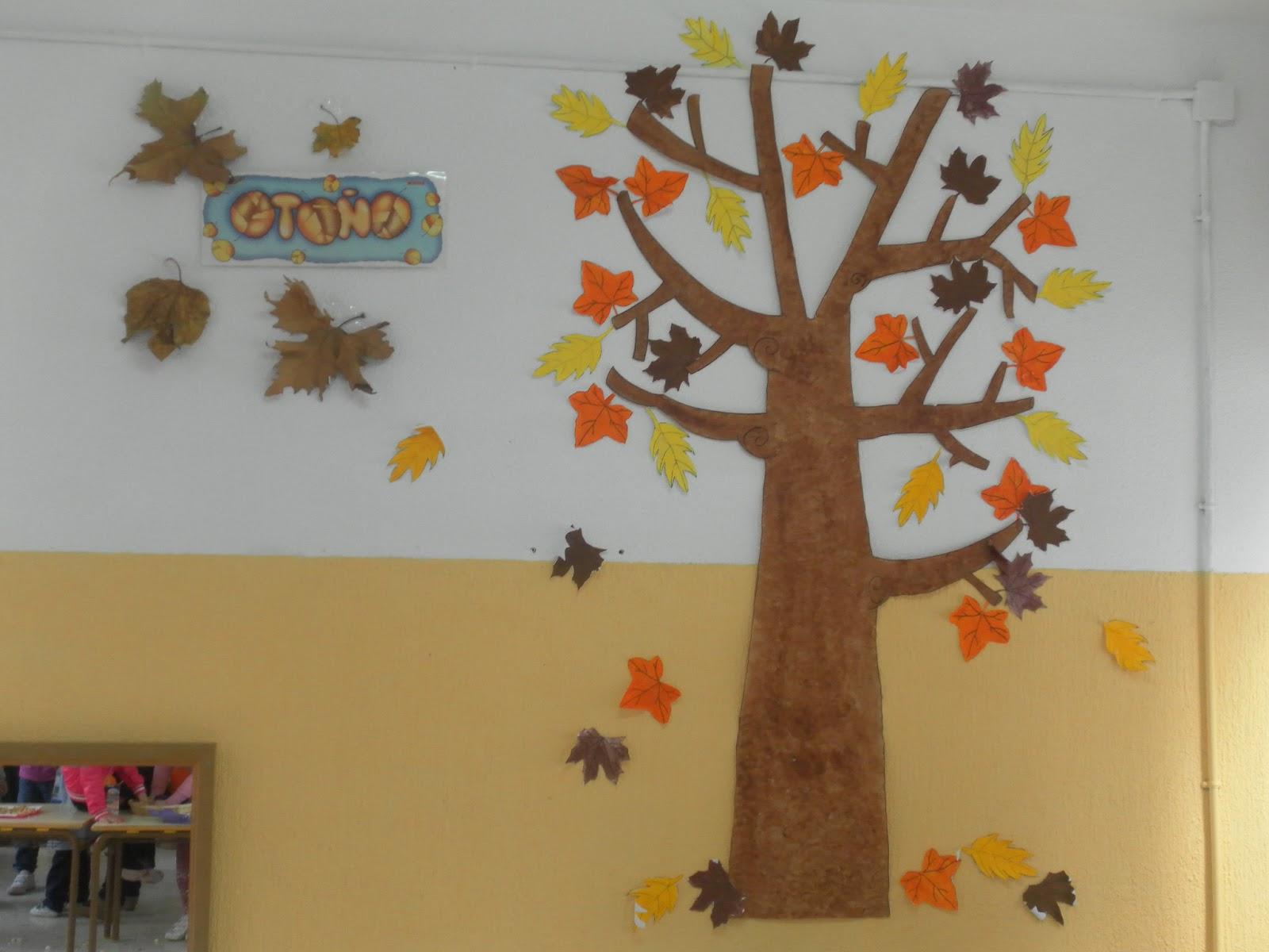 El blog de educaci n infantil del ceip r o chico c diar for Decoracion otono infantil