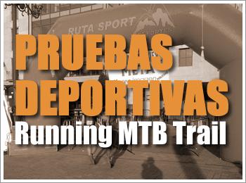 PRUEBAS DEPORTIVAS: