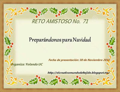 Reto nº 71