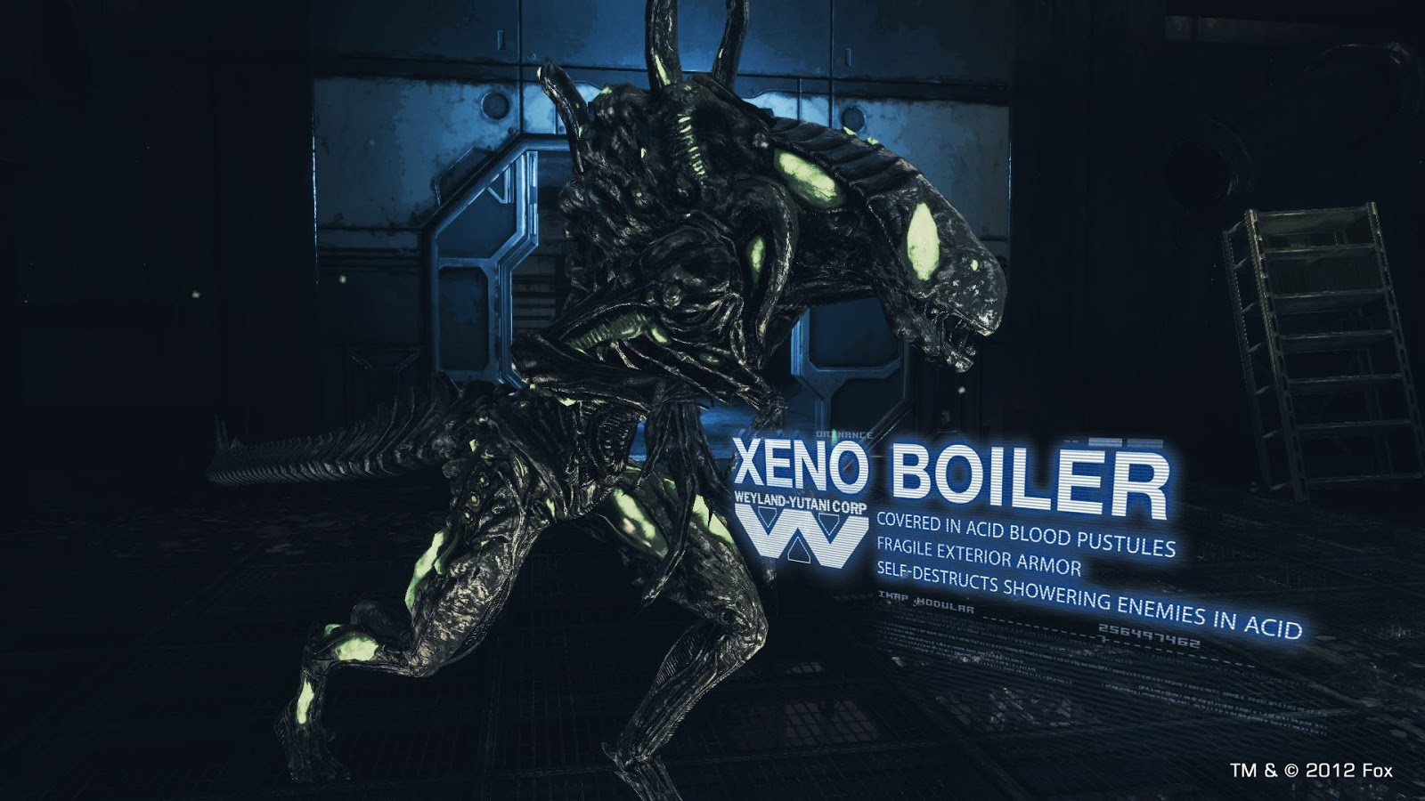 Xenomorph Types Aliens Colonial MarinesXenomorph Types Aliens Colonial Marines