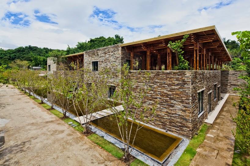 Restaurant de Bambu y Piedra