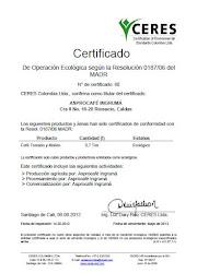 certificado asprocafe colombia
