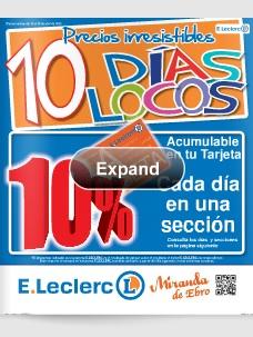 10 dias locos eleclerc abril 2013