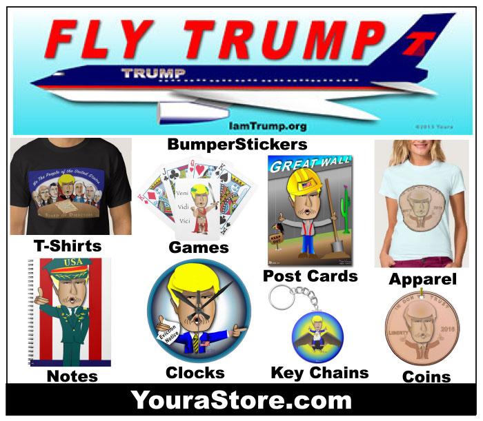 Youra Trump Store
